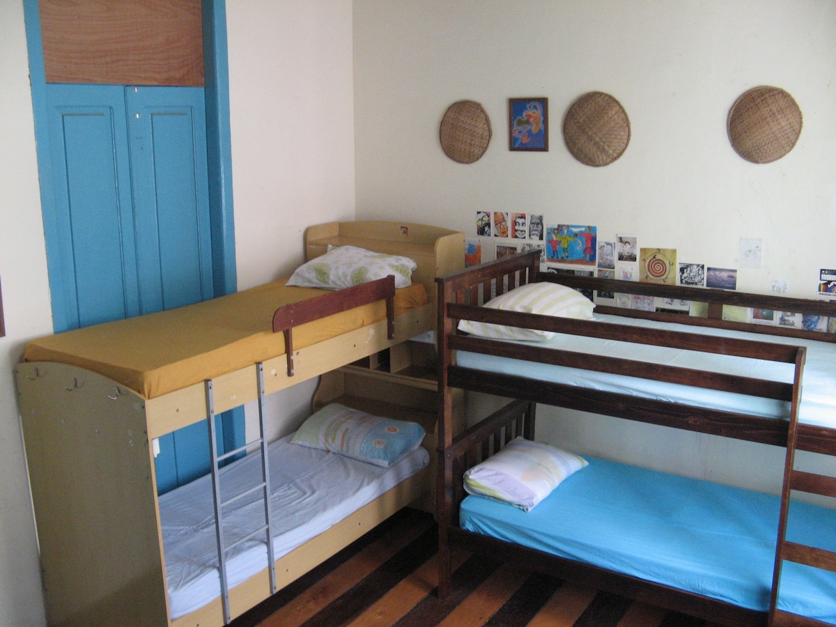 Dorm Beds for Carnaval, Centro
