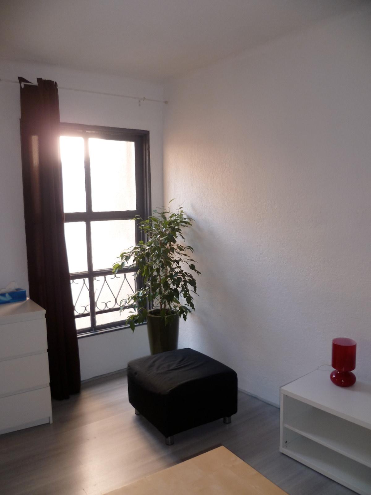 Studio calme Montpellier centre