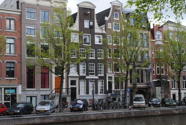 Canal Nieuwe Herengracht Street view