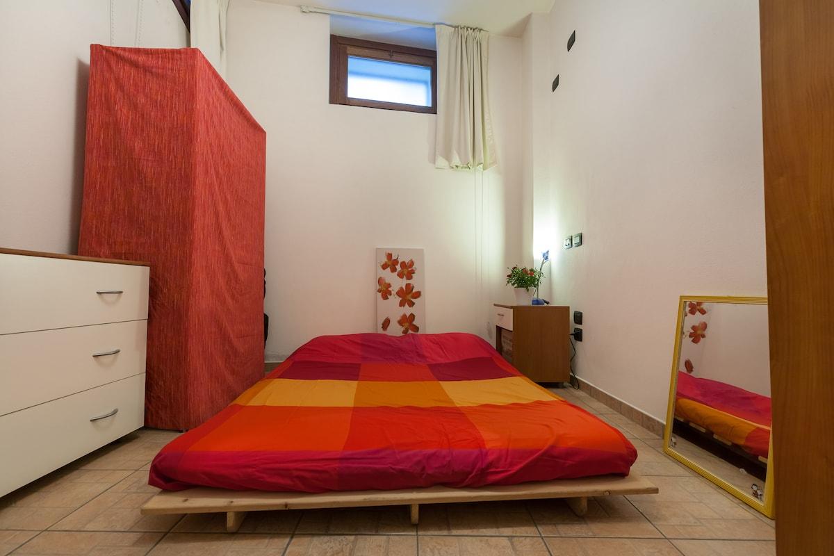 Cool and comfortable room@Cagliari