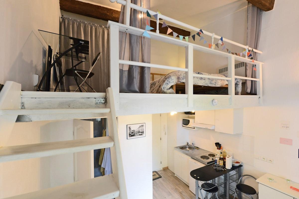Studio neuf et cosy Montpellier