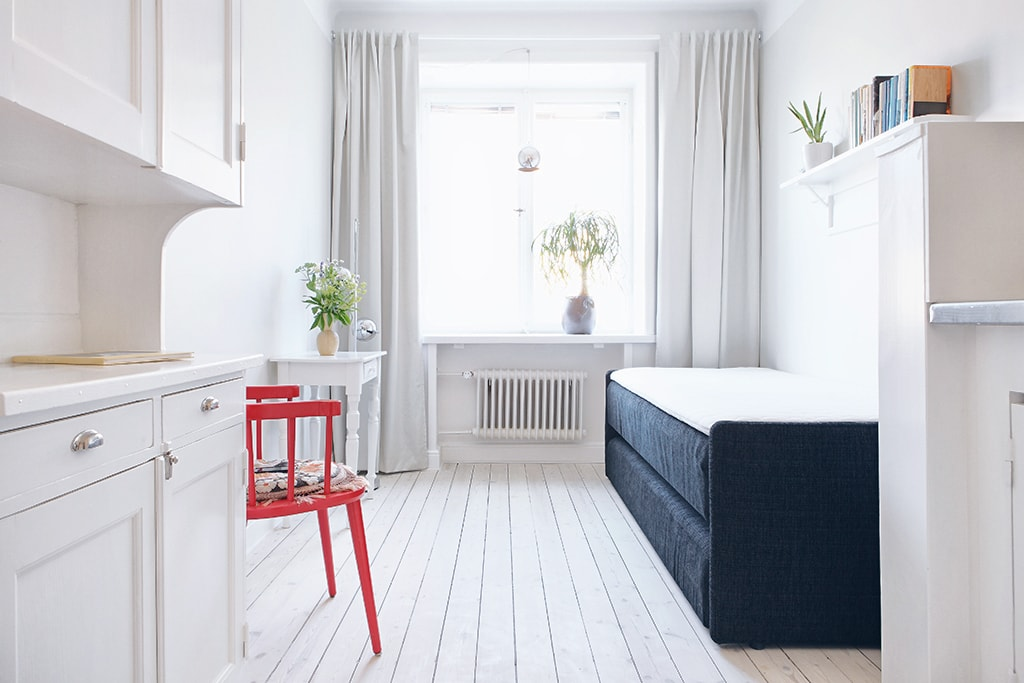 One single-bed solution