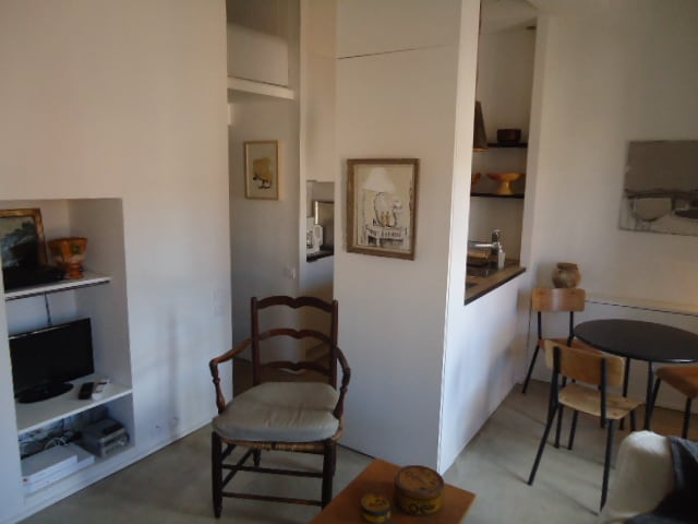 un vrai coin salle à manger....