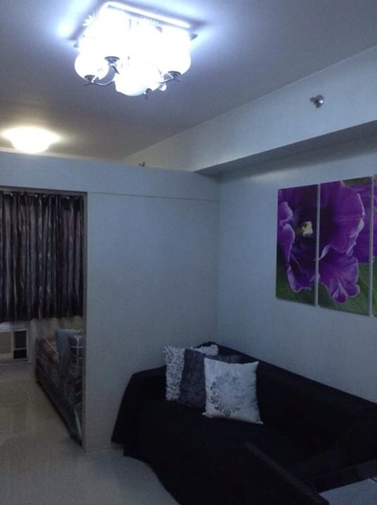 Clean and Cozy 1BR @ Sea Residences