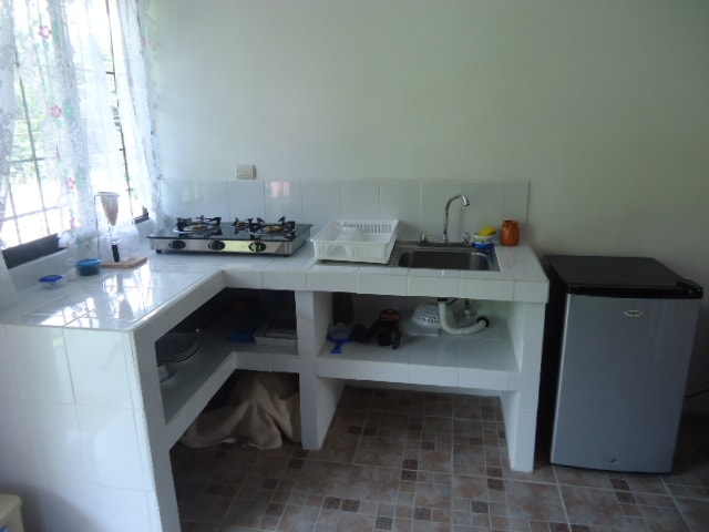 Kitchen, Refrigerator (1/2)