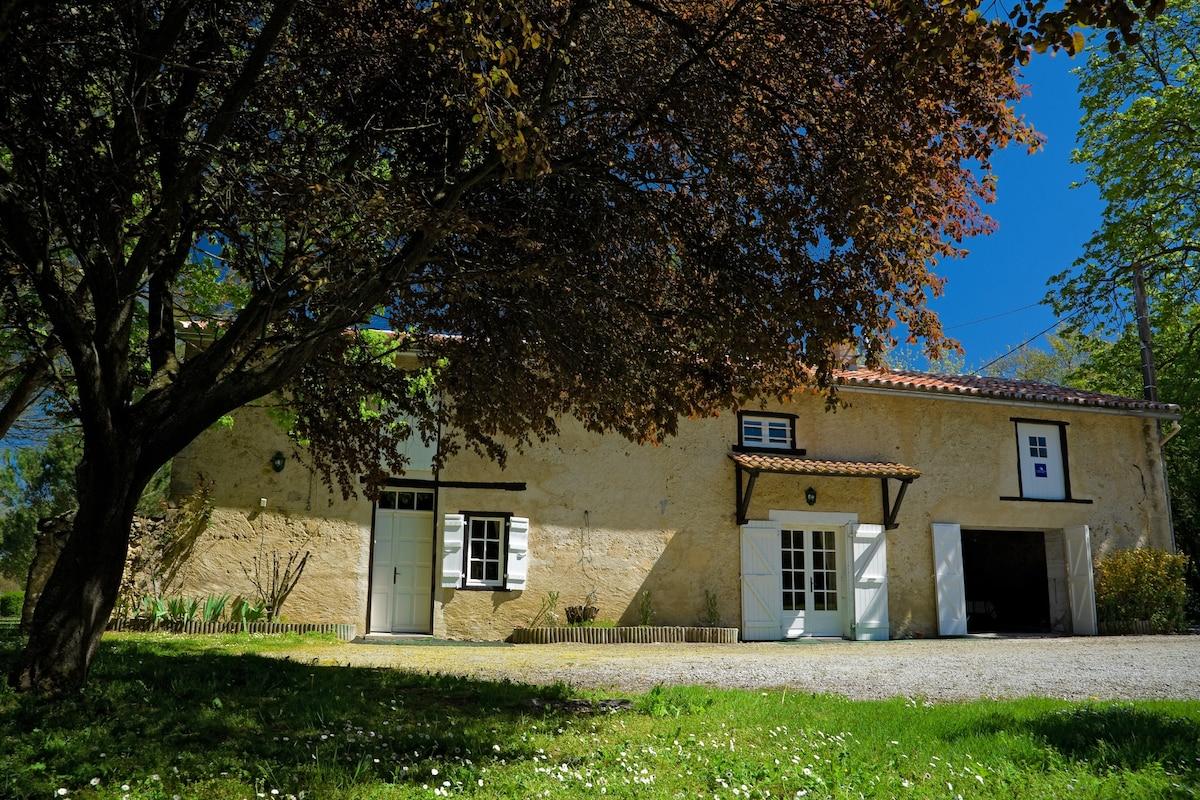 Cottage du Château La Commanderie
