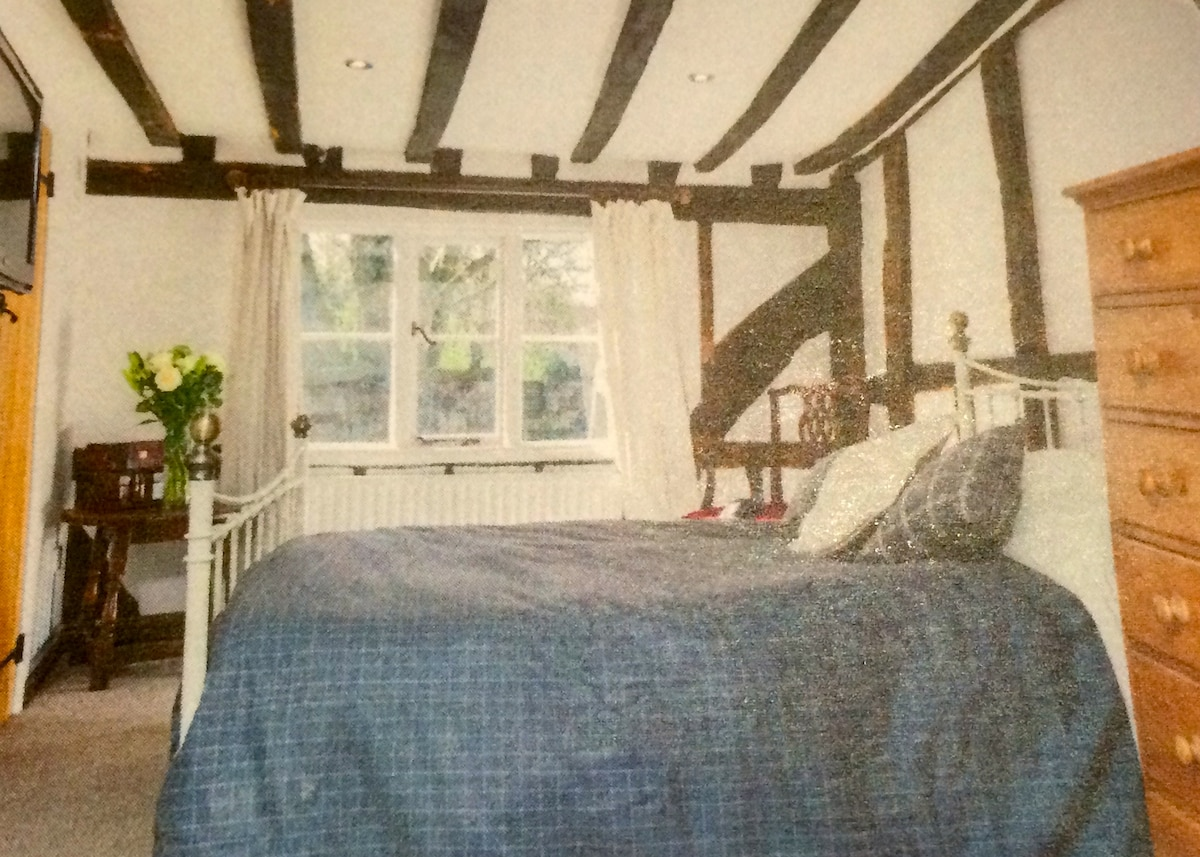 Ensuite in 15th Century Town House