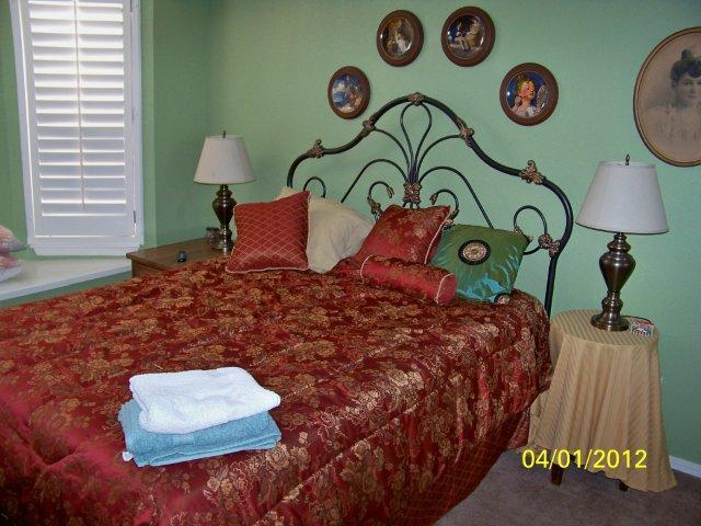 Bedroom & Full Bath in Large Home
