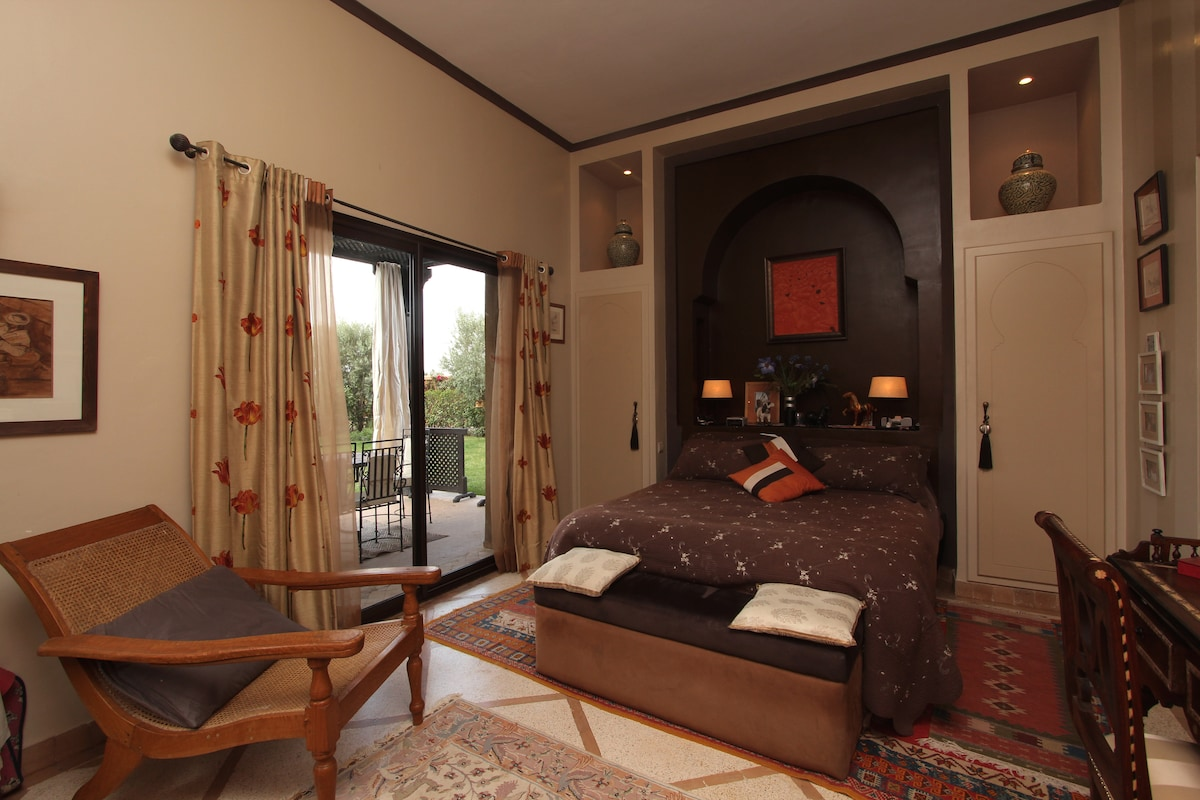 Riad in Marrakech Country side