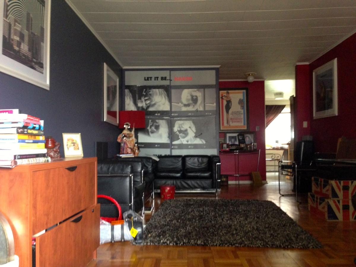 NYC studio in Morristown