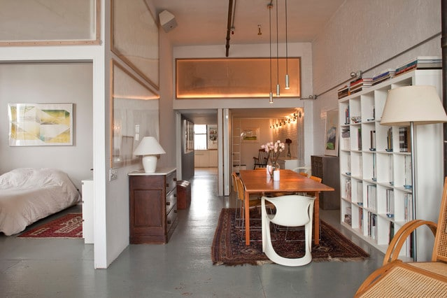 Unique spacious loft on the Bowery
