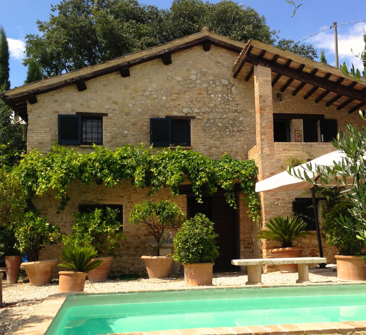 Beautiful Private Umbrian Villa