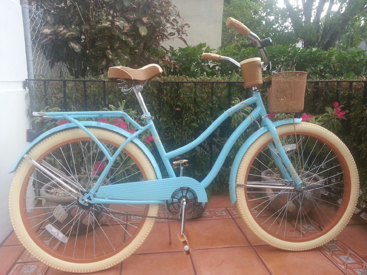Bike for rent, $15 per day