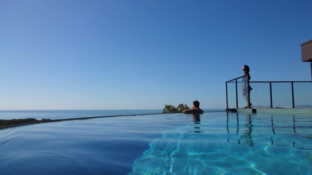 Warrawong Lodge - amazing sea view