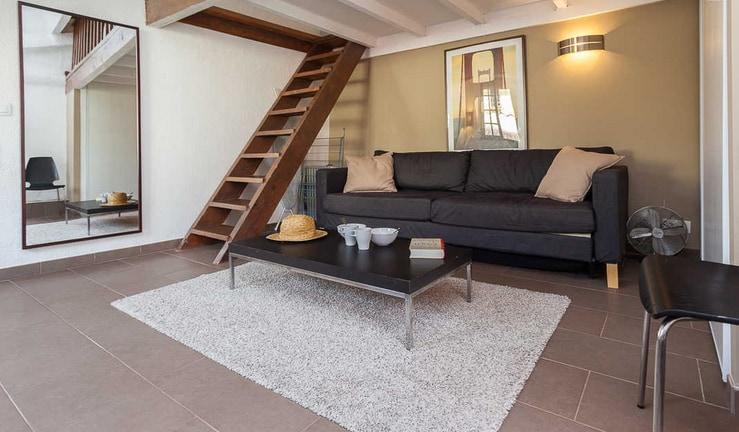 Freshly renovated Flat in Nice A/C
