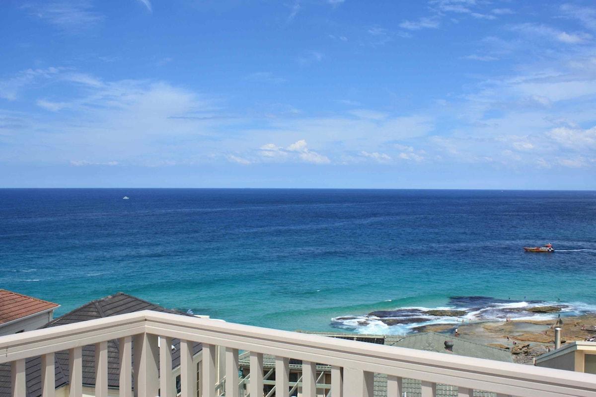 Ocean Views Bondi Tamarama beaches