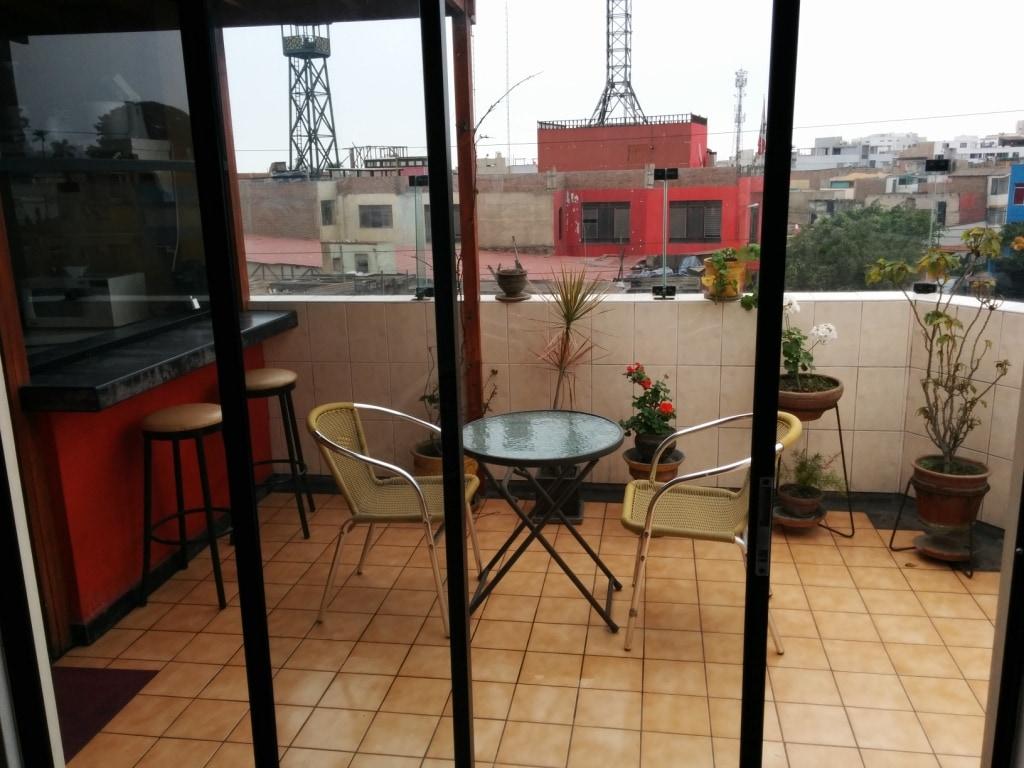 Acogedor Departamento en Barranco