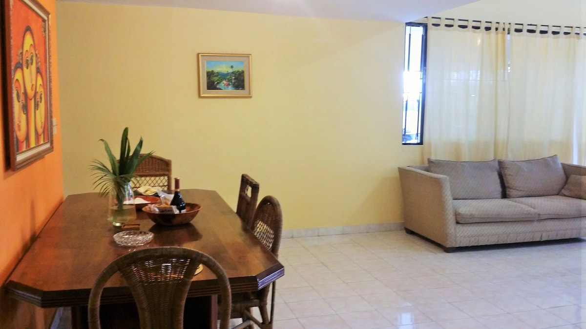 Large and very spacious Living room/Common area