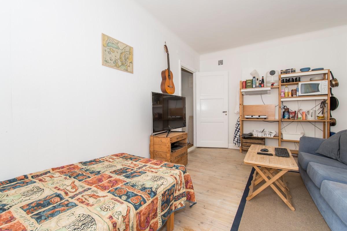Room in popular Sofo area,Södermalm