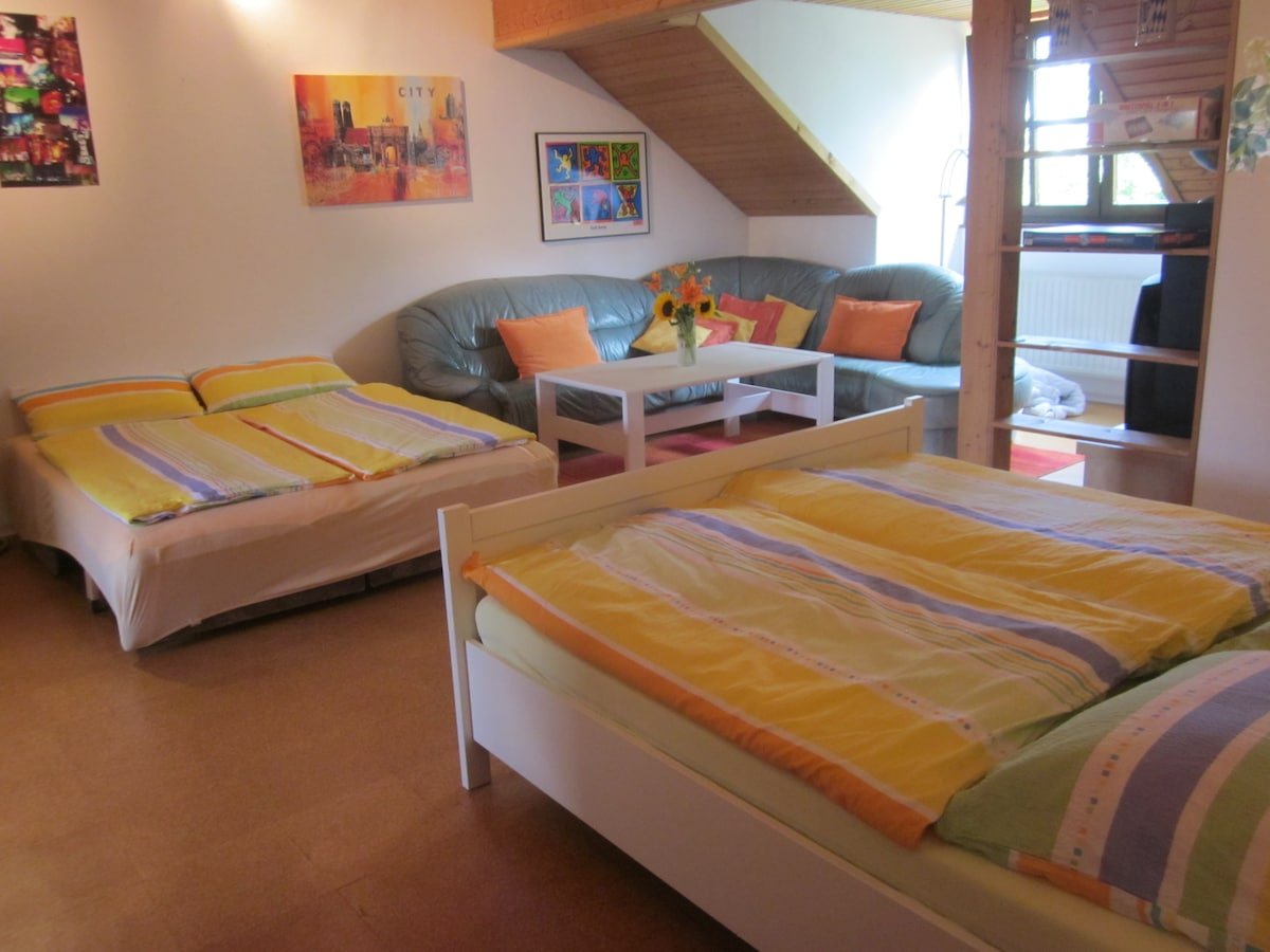 cozy-apartment - *WLAN* PARKING