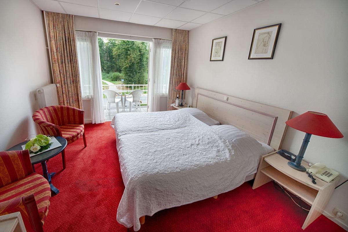 A private room in Vierhouten.