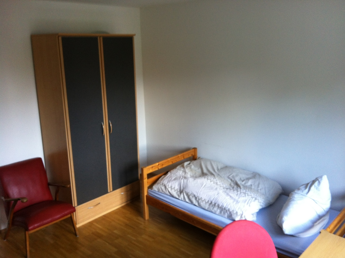 room in international student flat