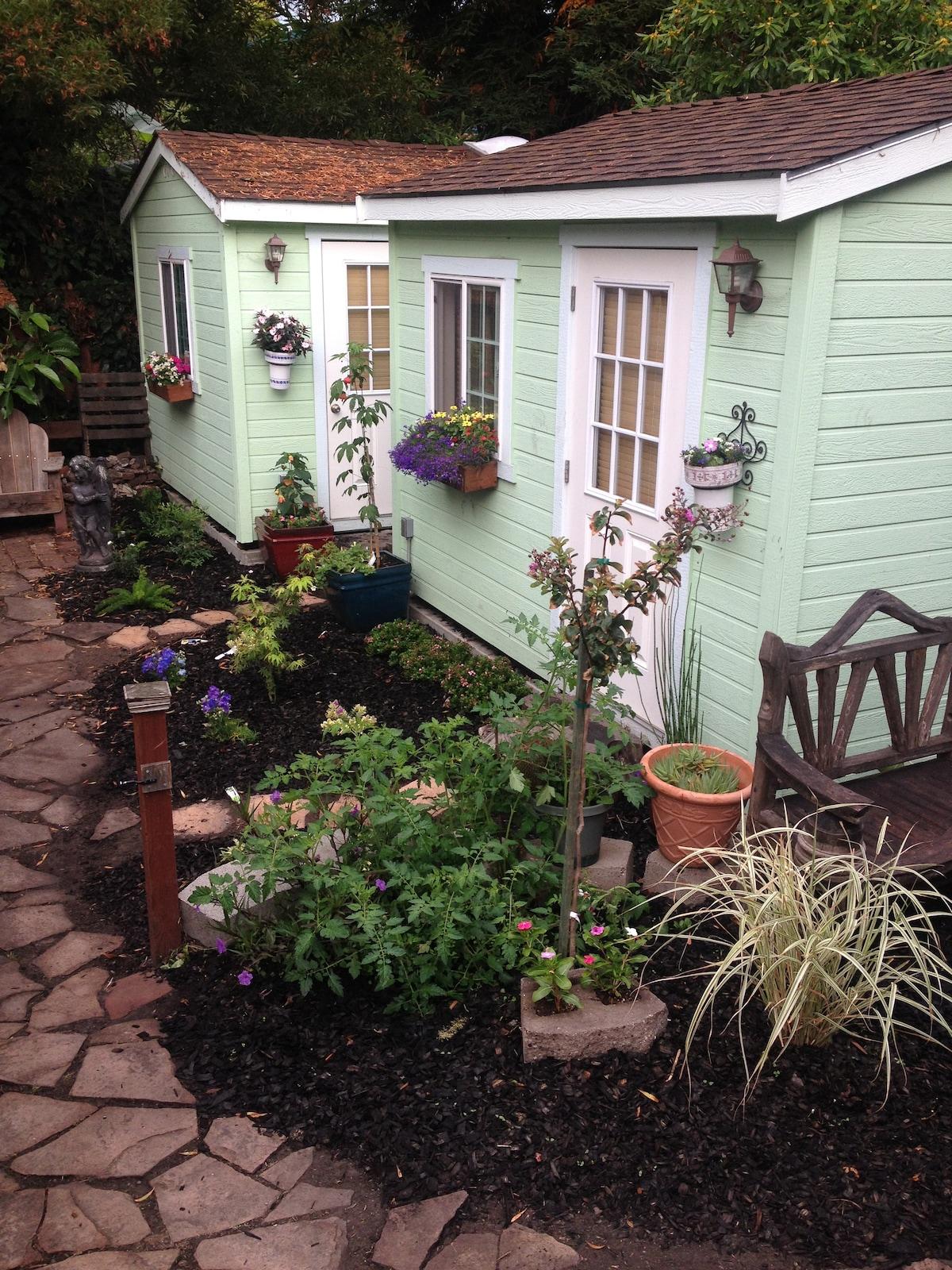 Adorable Garden Cottage I