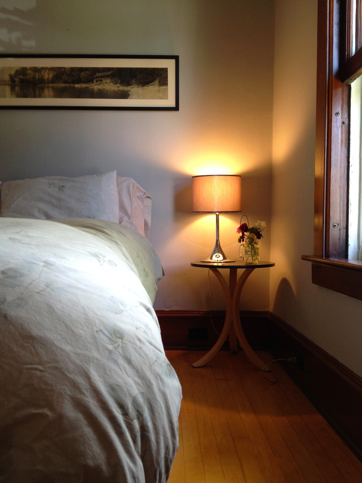 Detail of your bedroom