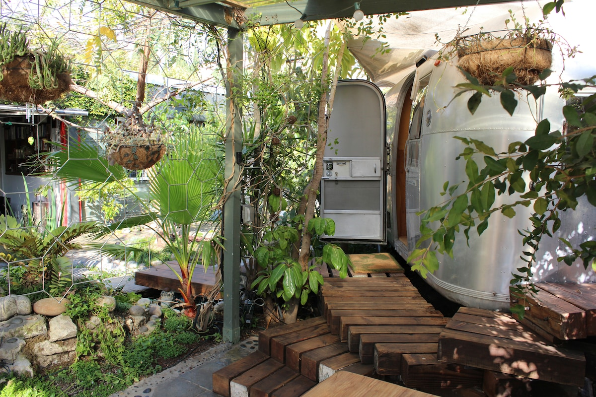 Your Very Own Airstream, an Oasis