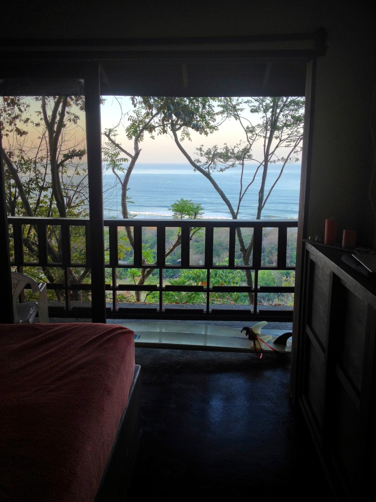 Ocean view room 1 - Santa Teresa