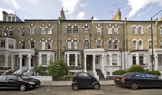 Lovely 2 bed 2 bath Victorian flat