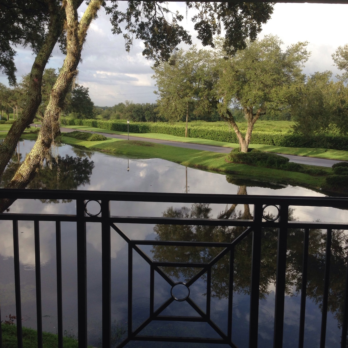Tampa Saddlebrook Resort Condo