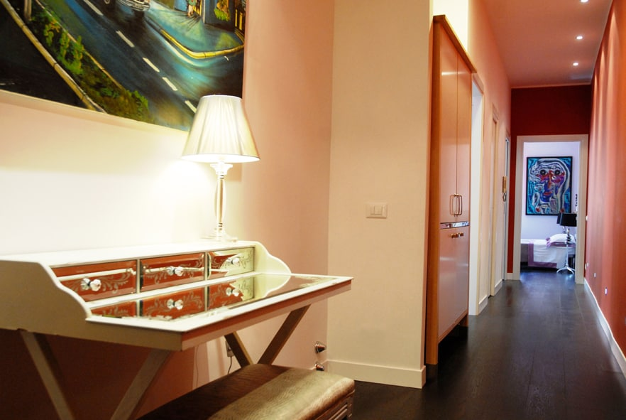 Elegant apartment in Trastevere