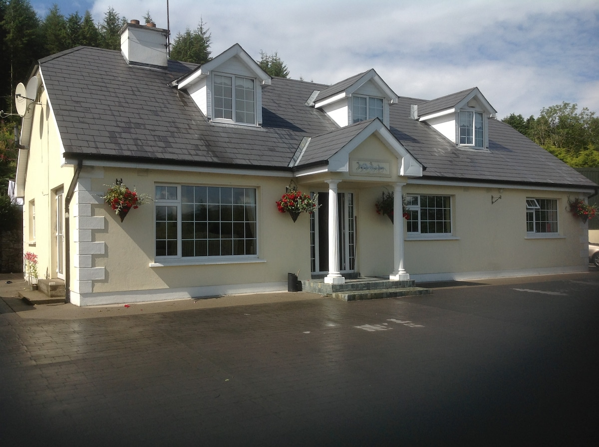 Wicklow mountains friendly B & B