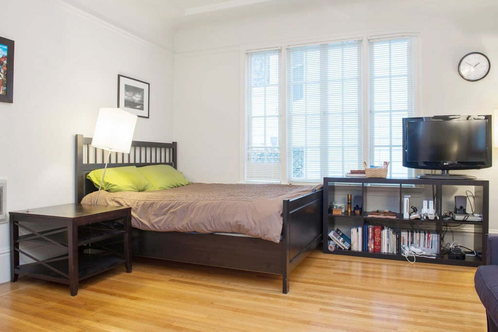 Bright 1BR APT in Mission District
