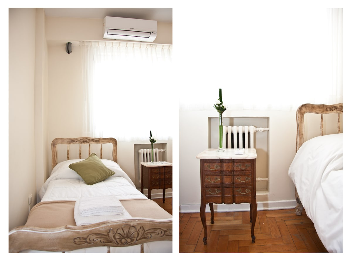 Nice and sunny 3bdr apart Palermo