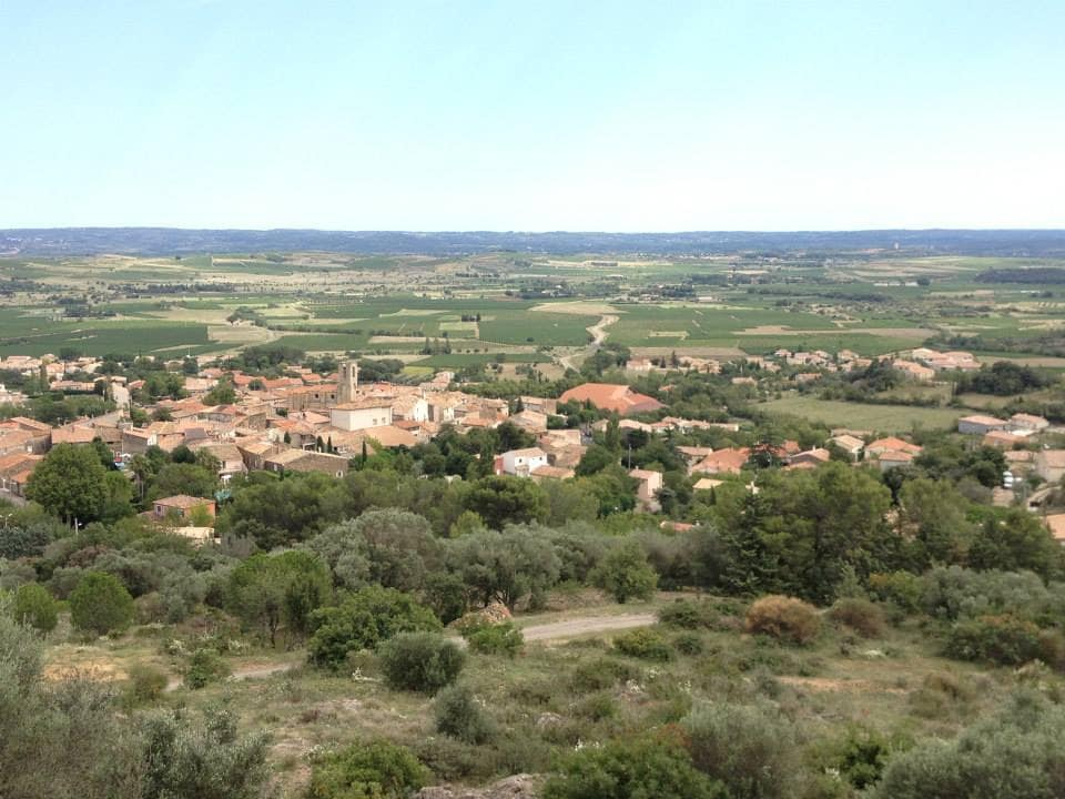 Languedoc Region South France