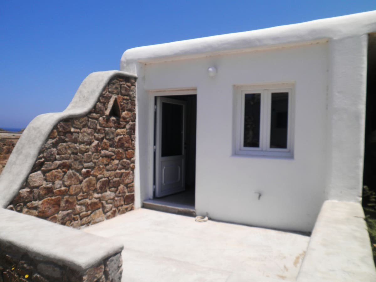 Mykonos Panormos studio for 3