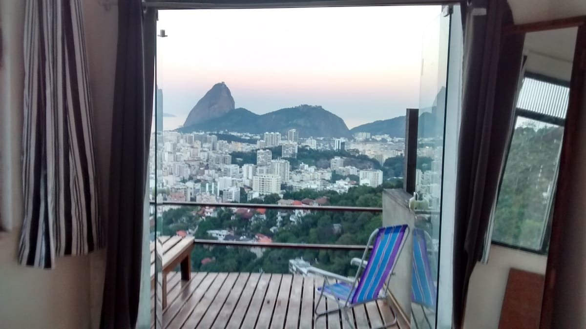 your terace in Rio !