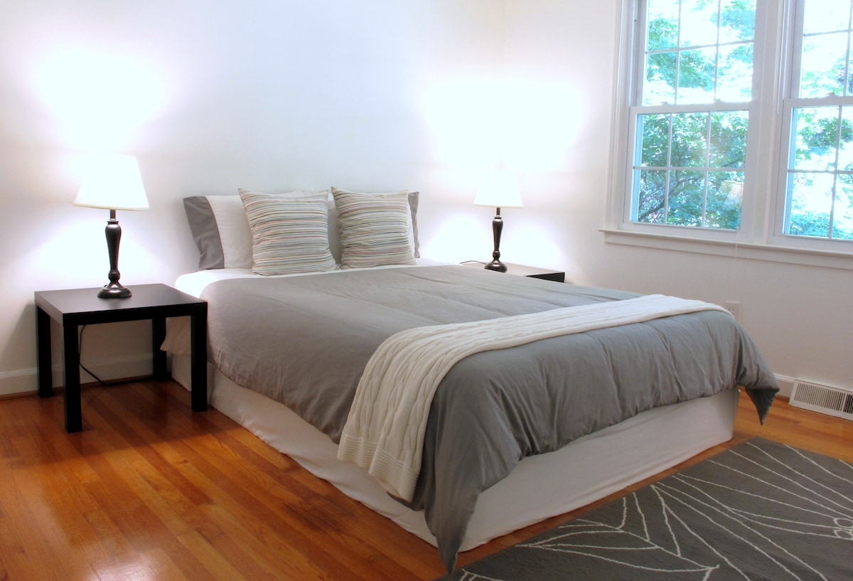 Bright and Comfy Private Bedroom