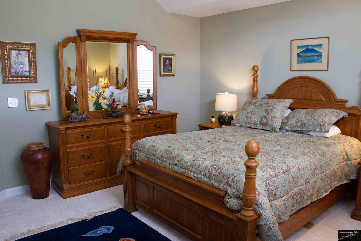 Beautiful Room and Home, Great Loca