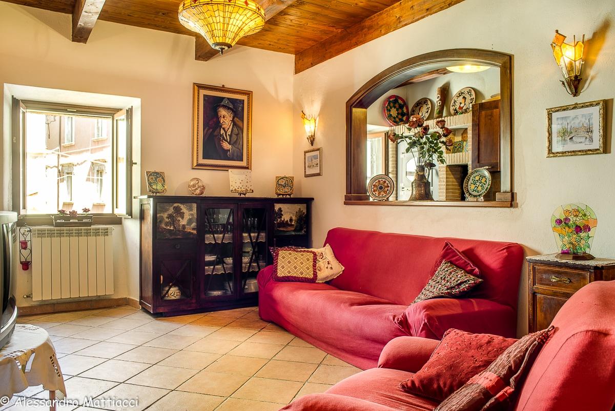 Rita's house in Tagliacozzo center
