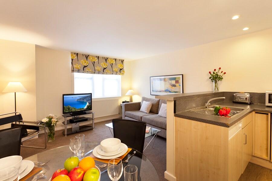 One bedroom Nottingham apartment