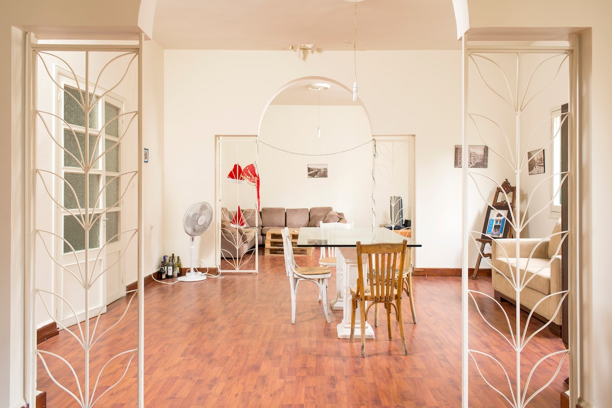 Large flat in the heart of Beirut