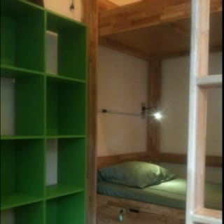 BUNK-BEDS Mbok Limbok 3 ROOM/WIFI