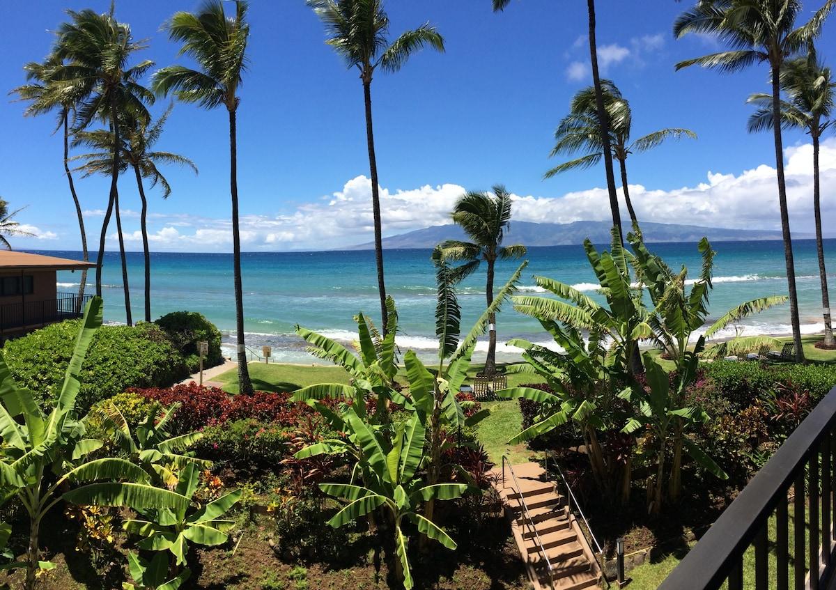 Uncrowded. Oceanfront. Hawaiian Gem