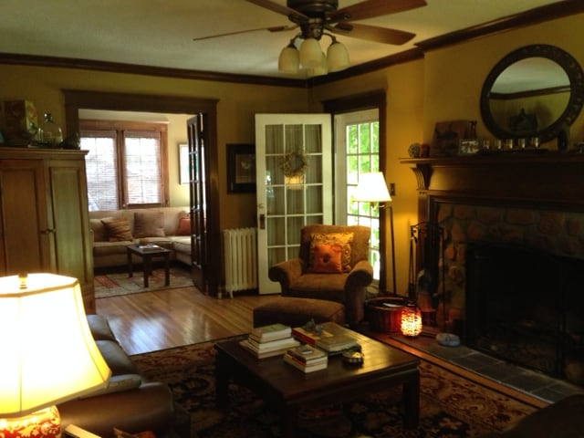 Ivy and Arches, II