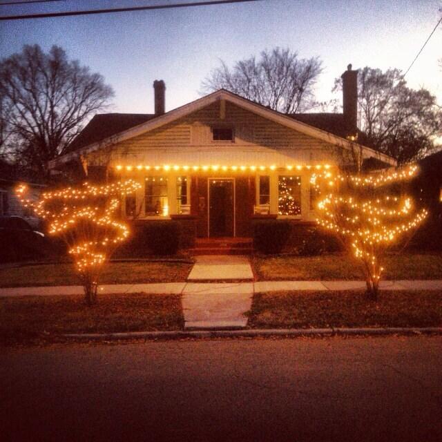 Historic craftsman style home.