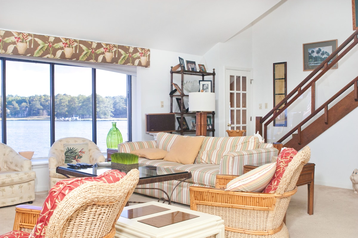 5BR Bayfront Home, Amazing Views!