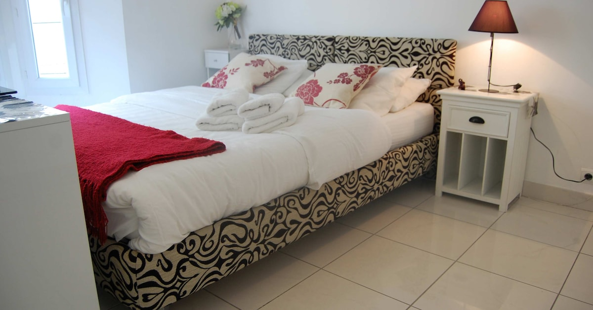 1 Bedroom - France Nice Studio Apartment Harmonie-1